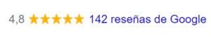 reseñas de eurocasa opiniones en google